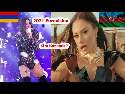 Azerbaycan Eurovision Vs Ermenistan Eurovision Sizce Hangisi Daha İyi!!!