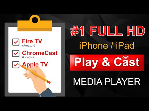 Best 4K HDR Video Player | IPhone/iPad Media Player  | Easy Media Library Access