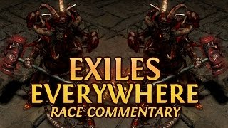 Path of Exile: EXILES EVERYWHERE Race Commentary - The Best Race in PoE? (Shadow)