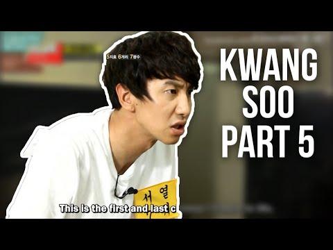Lee Kwang Soo Funny Moments - Part 5