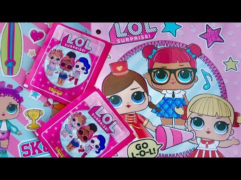 Download 10 Lol Bebek çikartmasi Ve Elbise Boyama New L O L Surprise