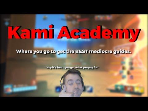 Kami Academy: Finding Your Sensitivity
