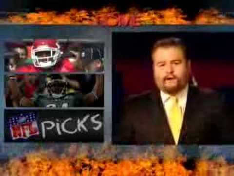 Frank Caliendo - does Jim Rome