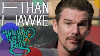 Ethan Hawke - What's In My Bag?