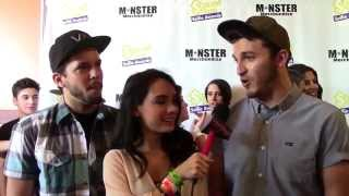 VIPAccessEXCLUSIVE: Zane And Heath Interview With Alexisjoyvipaccess Video