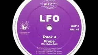 LFO - Track 4  (WARP 1990) CLASSIC TECHNO