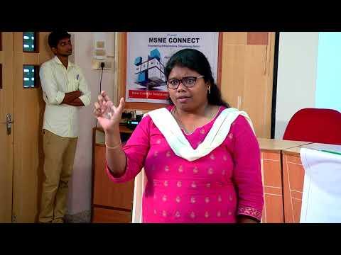 Soft Loans and Digital Offering of SIDBI by M Shanmuga Priya, SIDBI, Chennai