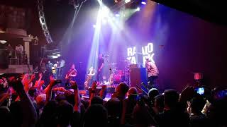 RADIO TAPOK 21 Guns Green Day на русском Live In Red 08 10 2017