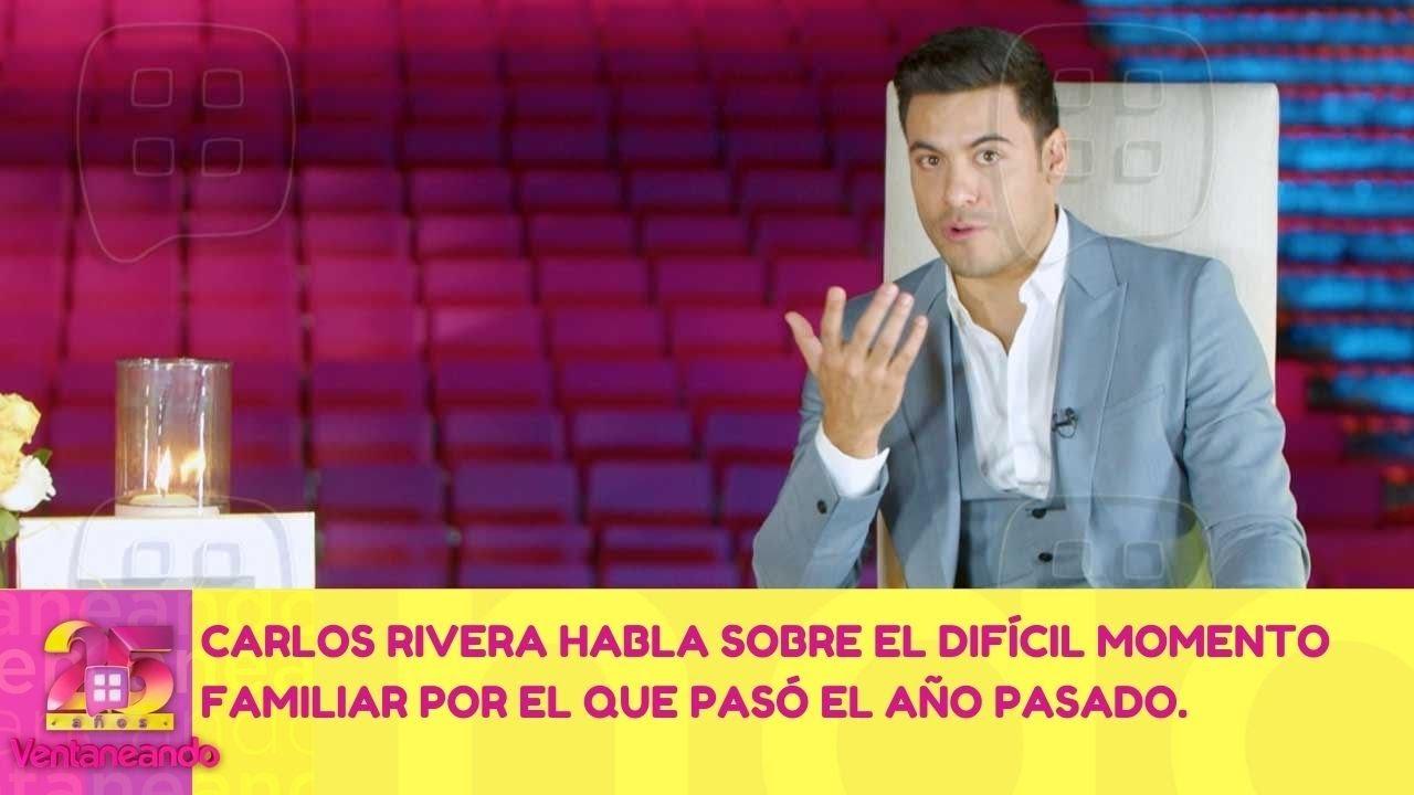 Download Carlos Rivera en exclusiva Ventaneando. | 28 de mayo 2021 | Ventaneando