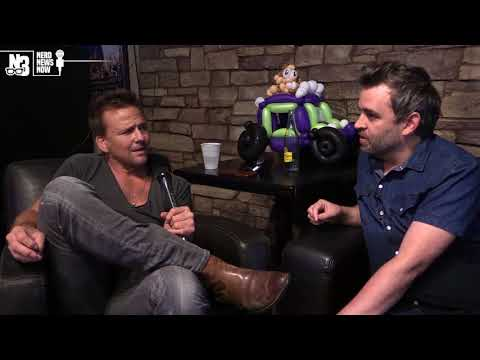 Nerd  Now   with Sean Patrick Flanery