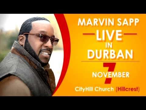 Marvin Sapp Live in Durban with Nomusa Dhlomo & Vuka Afrika