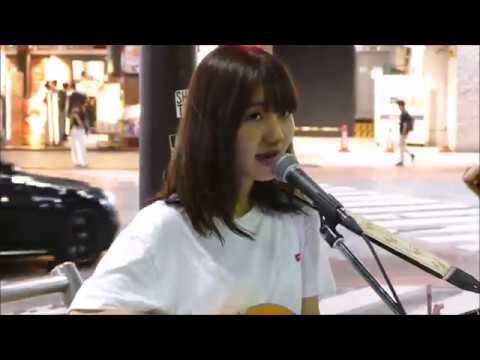 歌姫 saeさん カバー曲「miwa don't cry anymore」渋谷ストリートライブ 2018.8.3 19:30~