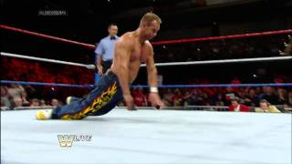 Scotty 2 Hotty performs The Worm on Old School RAW