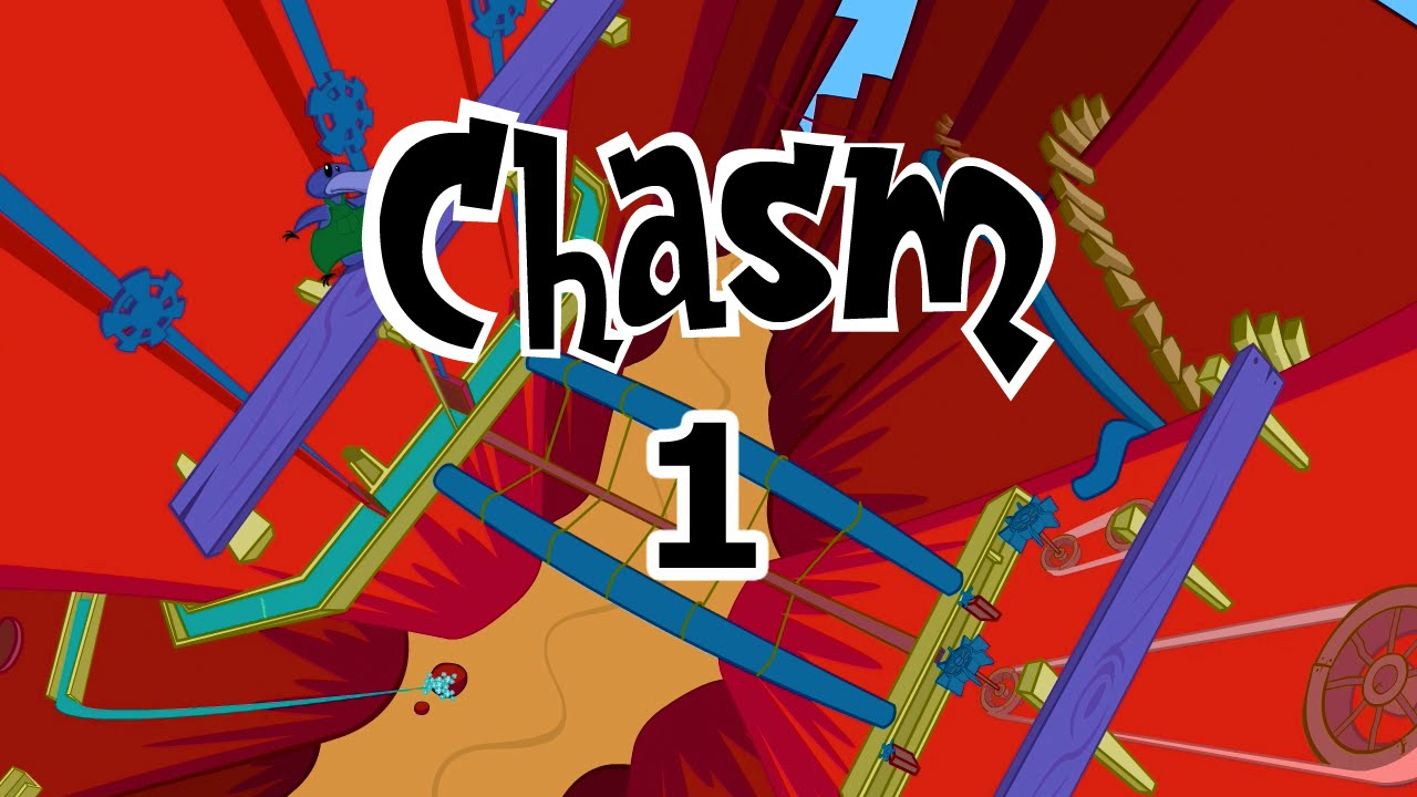 Chasm     Walkthrough Flash-Game German