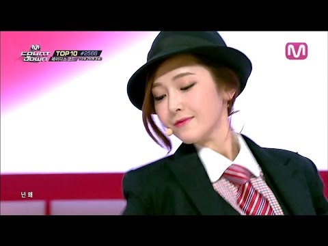 소녀시대_MR. MR. (MR. MR. By Girls' Generation Of Mcountdown 2014.03.06)