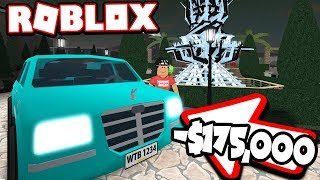 EXPLORING BLOXBURG WINTER EDITION!!! (Roblox)