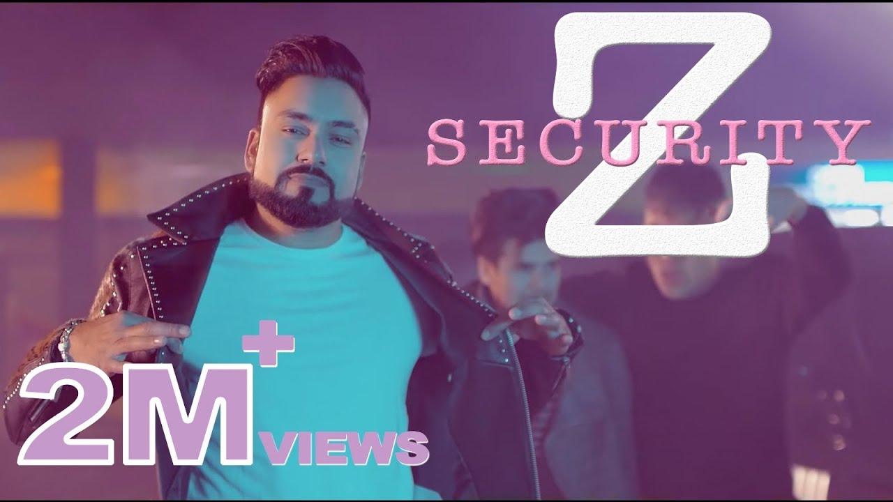 Z Security : Gursewak Dhillon Ft. Gurlez Akhtar (Official Song) Sukh Sanghera | Latest Punjabi Songs