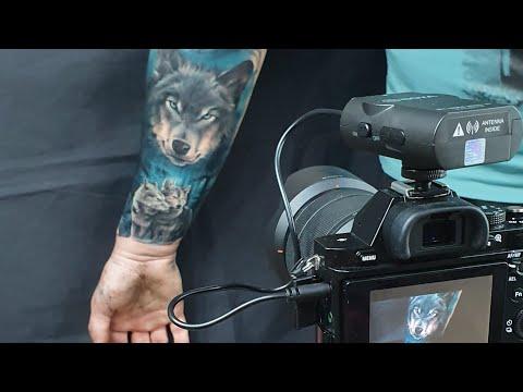 Не все потеряно! Исправляю татуировку Волка. Refresh Tattoo