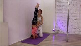 YUMA Pole Dance (Акробатика для детей, 18/05/2019)