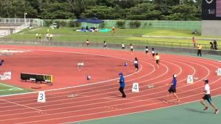 女子共通 4×100mR 決勝 あわせJRC 女子は決勝でチームベストを大きく更...