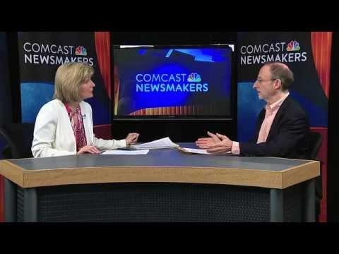 Neal Rubin - Detroit News Columnist & Bookstock's Honorary Co-Chair