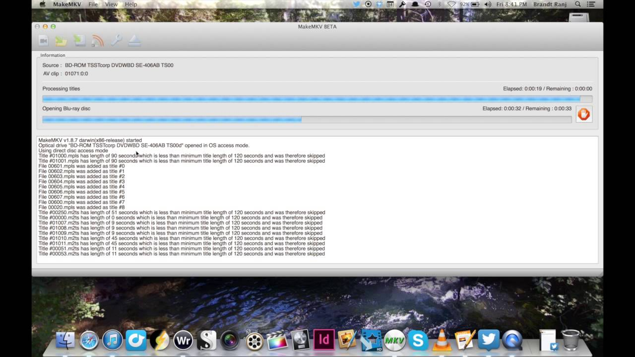 How to Rip a Blu Ray on a Mac