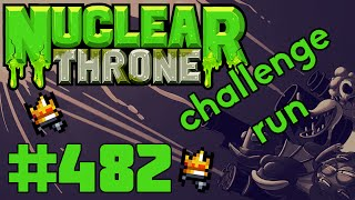 Nuclear Throne (PC) - Episode 482 [Sanic Challenge]