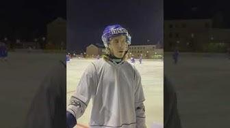 Suomen maajoukkueen Tuomas Määtän haastattelu
