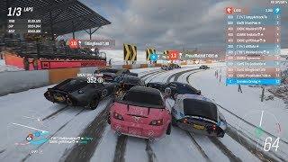 Forza Horizon 4 - 9000RPM VTEC Honda S2000 vs The Boneshaker Meta [Ranked Adventure]