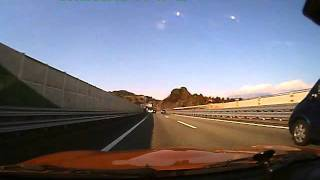 2012-02-12 富士山 東名下り清水ICから