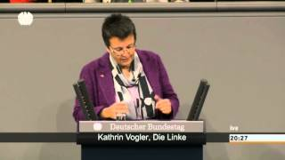 Kathrin Vogler, DIE LINKE: Große Koalition macht Deal mit Big Pharma