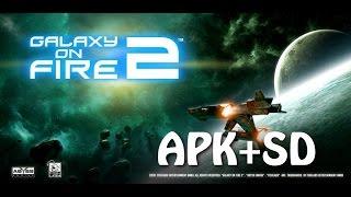 Galaxy On Fire 2 (apk+SD) Hasta Samsung Galaxy Y