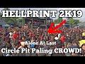 HELLPRINT FEST 2019 Alone At Last - Takan Terhenti Disini