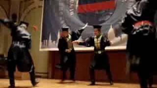 Калмыцкий танец Ишкимдык