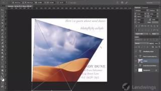 Фотошоп для начинающих CS6 урок 4 Добавление и трансформирование изображений