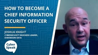 How to Become a Chief Information Security Officer — CyberSpeak Podcast