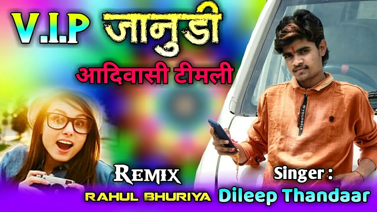 V.I.P Janudi || Desi Timli || Adiwasi Timli || Remix timli||By World Music