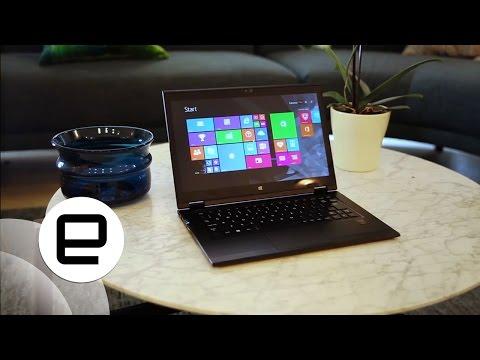 Lenovo LaVie Z series review: super light, super compromised