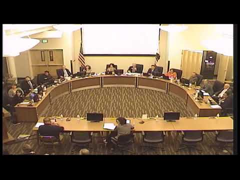 Napa Valley College Board of Trustees - February 8, 2018