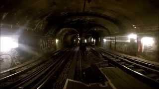 Urbex n°1: Saint Martin - Station Fantôme - Part I (Tunnel du métro, découverte de St Martin...)