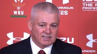 Wales v New Zealand - Warren Gatland & Alun Wyn Jones Post Match Press Conference
