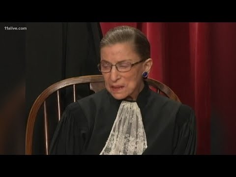 Talks of impeachment as Trump searches for RBG replacement