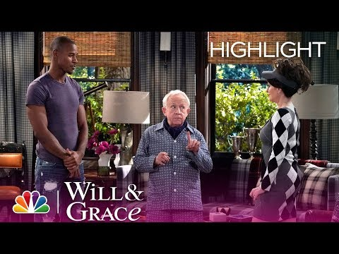 Will & Grace  Beverley Comes Out to Karen Episode Highlight