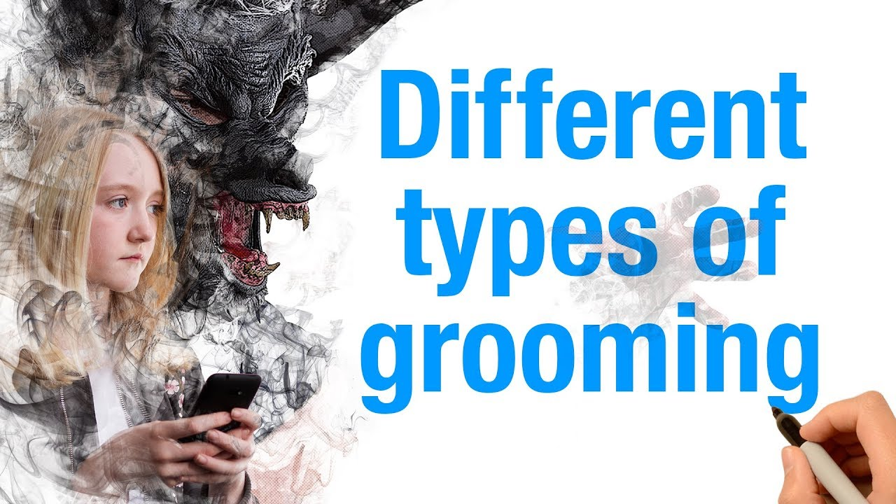 Meaning of grooming a person