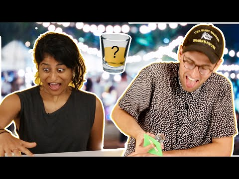 Thumbnail: Can You Flip This Shot Glass Without Spilling?