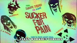 Suicide Squad: Sucker For Pain / CLEAN Version Workout Exercise Version