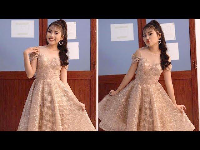 Phương Mỹ Chi l,,ộ,t x,,á,c hóa công chúa khiến Fan ngỡ ngàng - TIN TỨC 24H TV