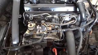 مكونات المحرك بالسيارة جولف 3 - Informations sur les composants du moteur de golf  3d