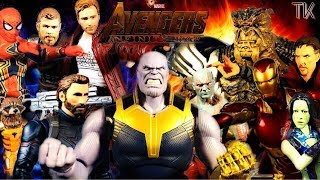 Avengers: Infinity War Stop Motion Part 3 (Stop Motion Film Series)
