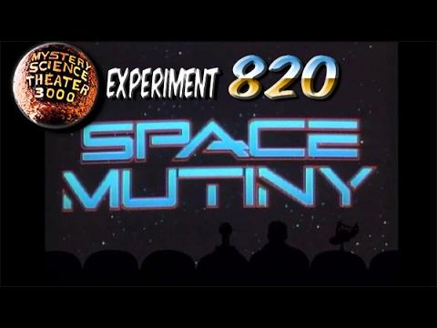 MST3K ~ S08E20  Space Mutiny